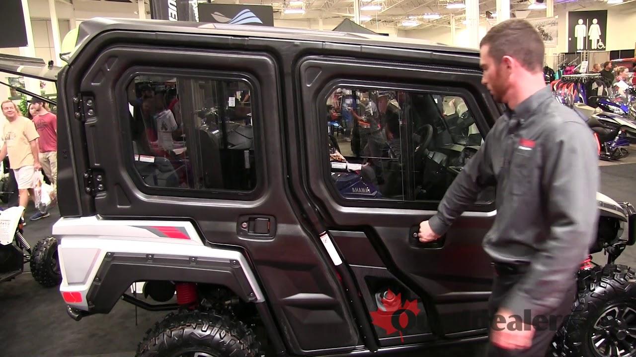 Jeep Wrangler 4 Door 2017 Interior