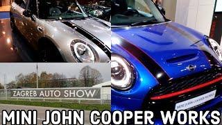Mini John Cooper Works | Zagreb Auto Show 2018