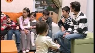 მანწკავების მრავალშვილიანი ოჯახი სტუმრად გადაცემაში შუადღე ერთსულოვნებაზე