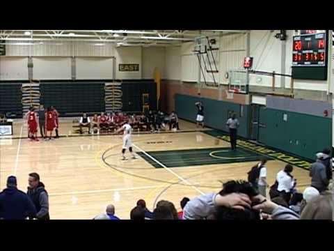Shoreline Men's Basketball versus Skagit Valley College 1-14-15 Part 1
