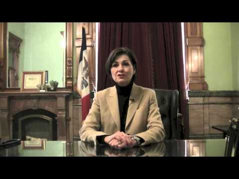 Lt. Governor Kim Reynolds talks about Business Record's LiftIOWA