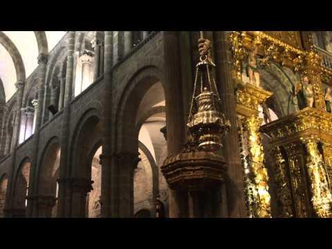 TUNA ESPAÑA. FONSECA. Catedral de Santiago de Compostela. Centenario de la Casa de la Troya
