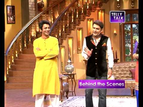 UNCUT Comedy Nights with Kapil :  At the launch of  the show Travel Video