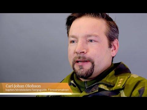 Nominerad Framtidschef 2015: Carl-Johan Olofsson, kapten vid Försvarsmakten