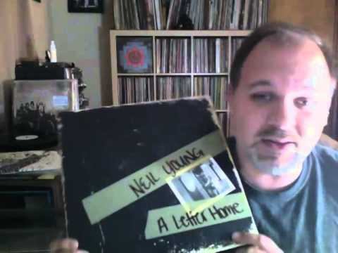 Neil Young - A Letter Home Vinyl Box Set (First Look & Album Review)