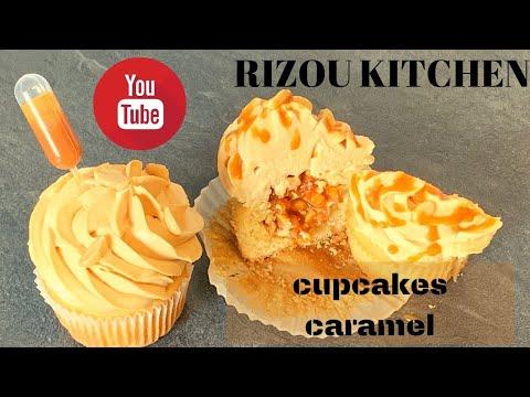cupcakes-caramel-trés-facile