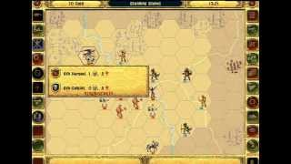 IE 21 PC games preview - Fantasy General (1996)
