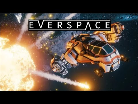 EVERSPACE - Neutron Cannon - The Best Weapon |