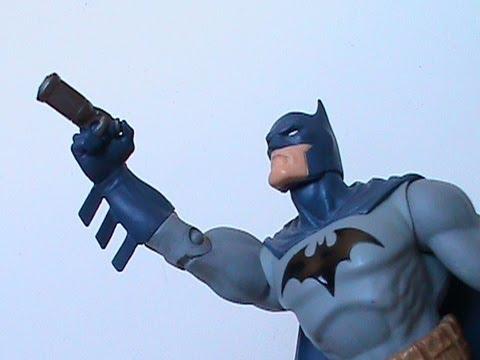 Dc Direct Batman Hush Series Figure Review Youtube