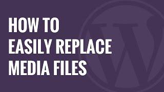 видео Изображения и медиафайлы в WordPress