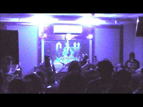 Unnamed Band Stage Show - G1H Mini Gigs Metals Fest (06Sep15)