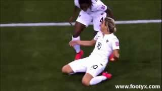 Claire Lavogez Amazing Goal - Women's U-20 World Cup (France vs Costa Rica)