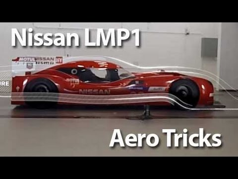 Nissan LMP1 Aero Tricks, Car Sales Could Crater by 2050 - Autoline Daily 1631