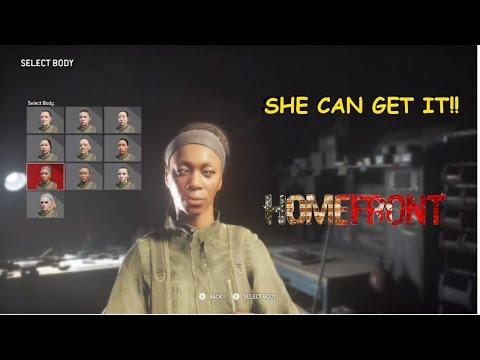 LATRISHA CAN GET THIS (Homefront The Revolution Beta Gameplay) |