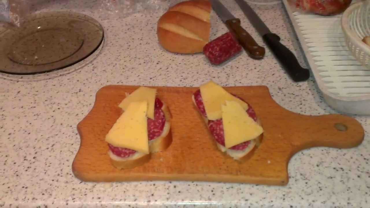 рецепты поварёнок детскими руками с фото бутерброды
