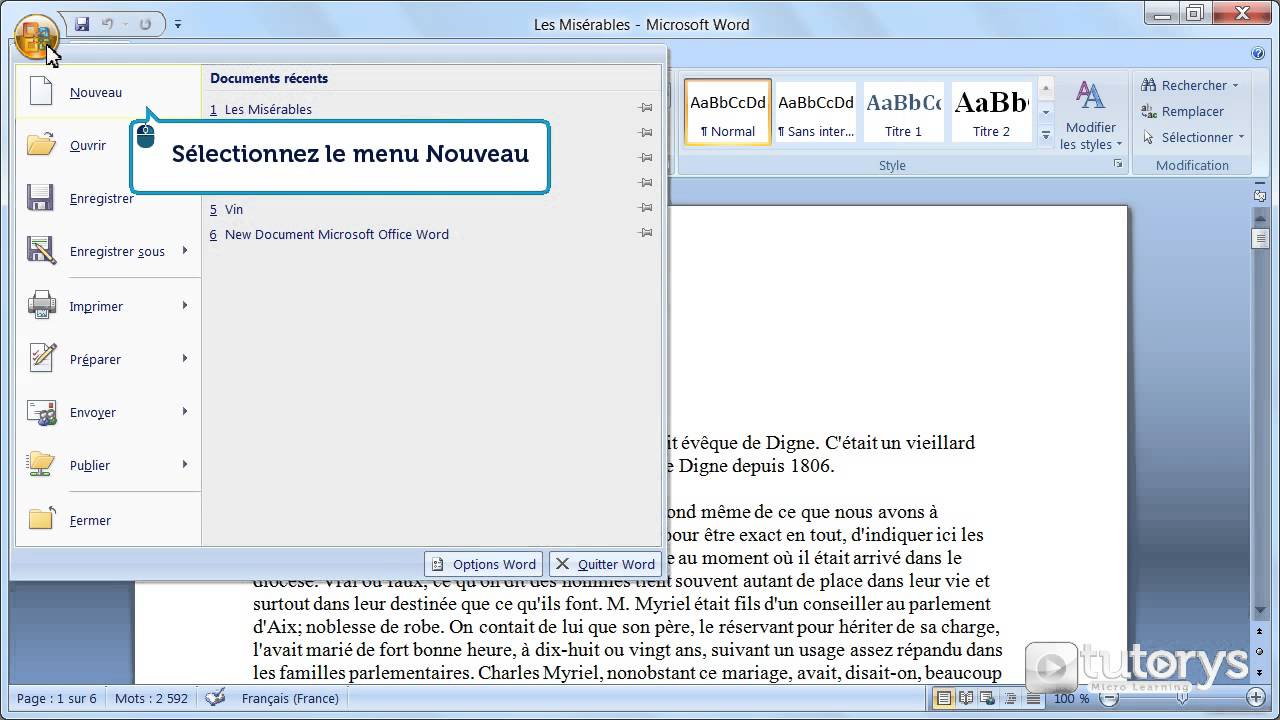 how to add music to a word 2007 document