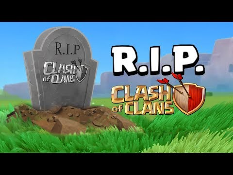 Why I'm Quitting Clash of Clans & Clash Royale