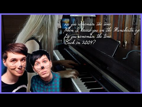 2009 Phan Song Piano Cover With Lyrics   Karaoke