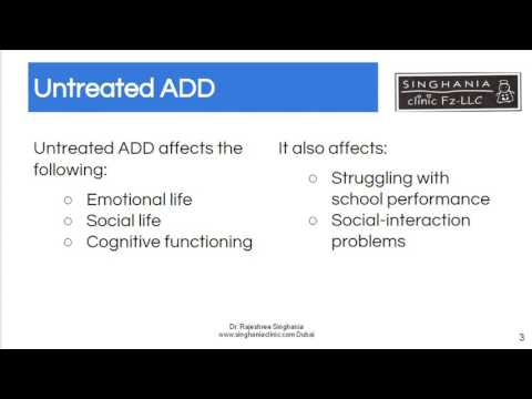 Attention Deficit Disorder In Children | Understand To Minimize Devastating Effects On Family