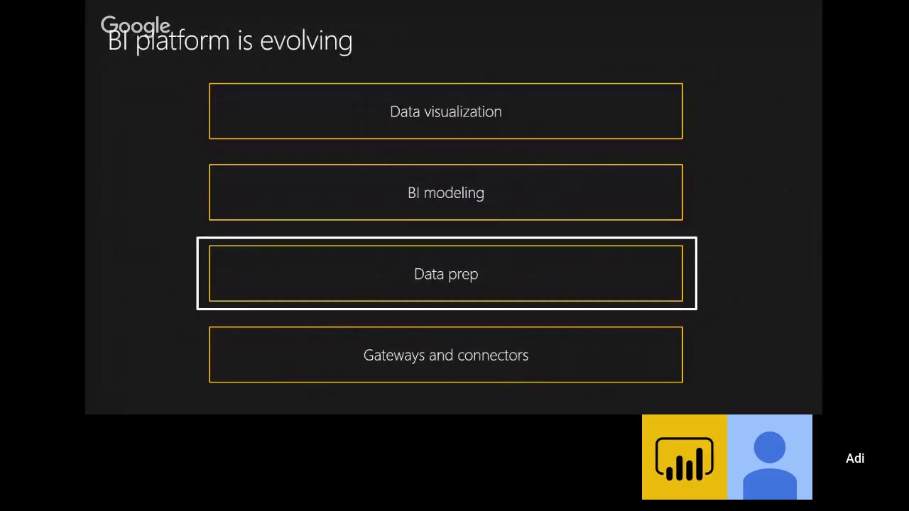 Advanced data prep with Power BI dataflows—for unified data and powerful  insights