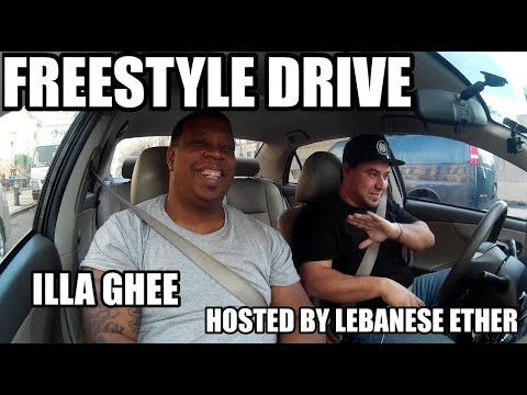 Freestyle Drive Featuring Hip Hop Artist and Director Illa Ghee