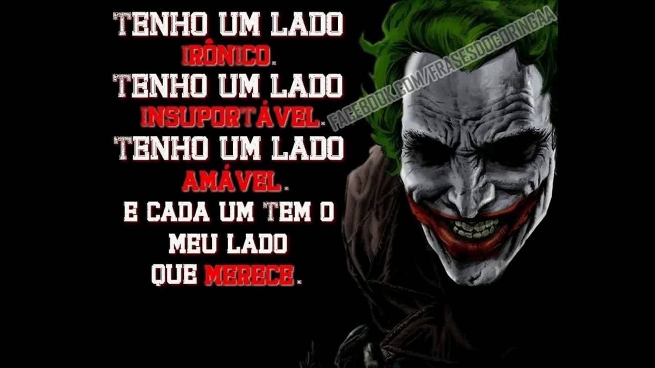 Frases Do Coringa Youtube