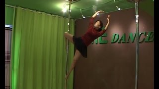 70-year-old pole-dancing grandma