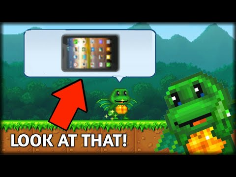 Legendary new GLITCH in Pixel Worlds Ft. Yus PW