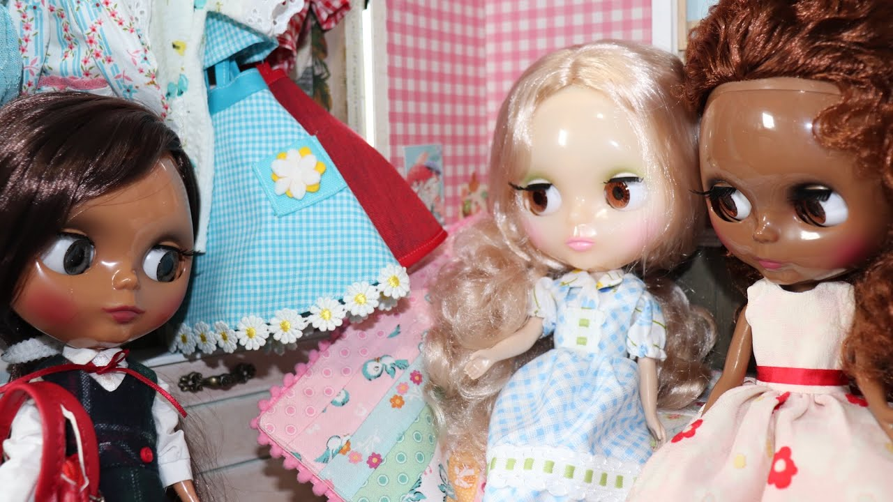 3 Beautiful Blythe Aliexpress Haul! unboxing and review from Fairytale town doll vendor