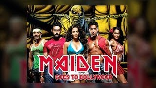 Maiden Goes To Bollywood (Iron Maiden vs Dhoom 2) by Wax Audio