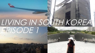 living in south korea eps 1   arrival yg building ewha womans university eng sub