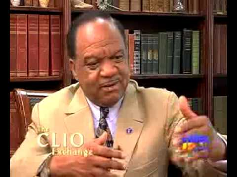 5 Minutes with Reverend Walter Fauntroy - Part 3