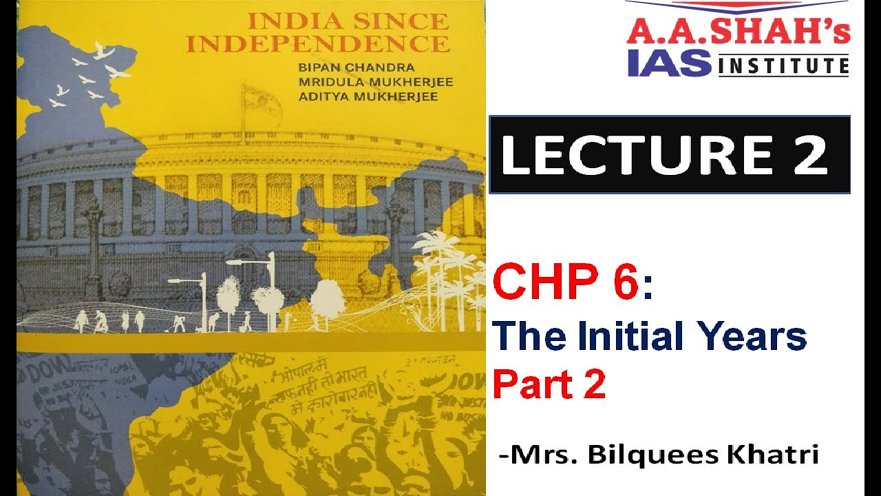 India Since Independence Bipin Chandra Pdf