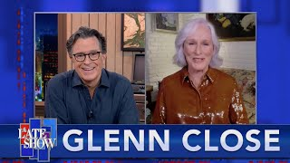 Glenn Close Kept Herself Laughing During Quarantine By Creating A Few Characters