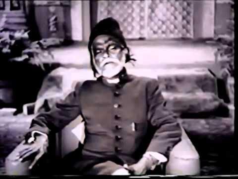 rarest clip of jigar muradabadi reciting his own ghazal