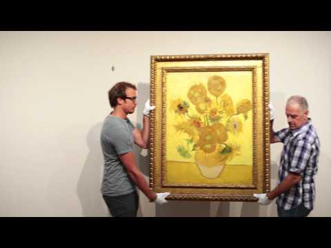 Van Gogh Museum moves to Hermitage Amsterdam