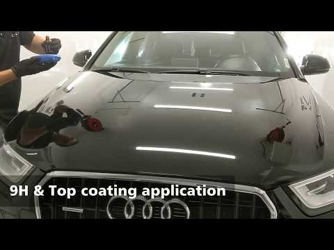 Audi Q3 Full detailing + protected with Ceramic Pro by Poli Perfect