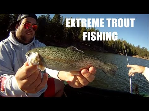 Woods canyon lake fishing arizona part 1 youtube for Woods canyon lake fishing