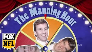 Cooper Manning introduces Le
