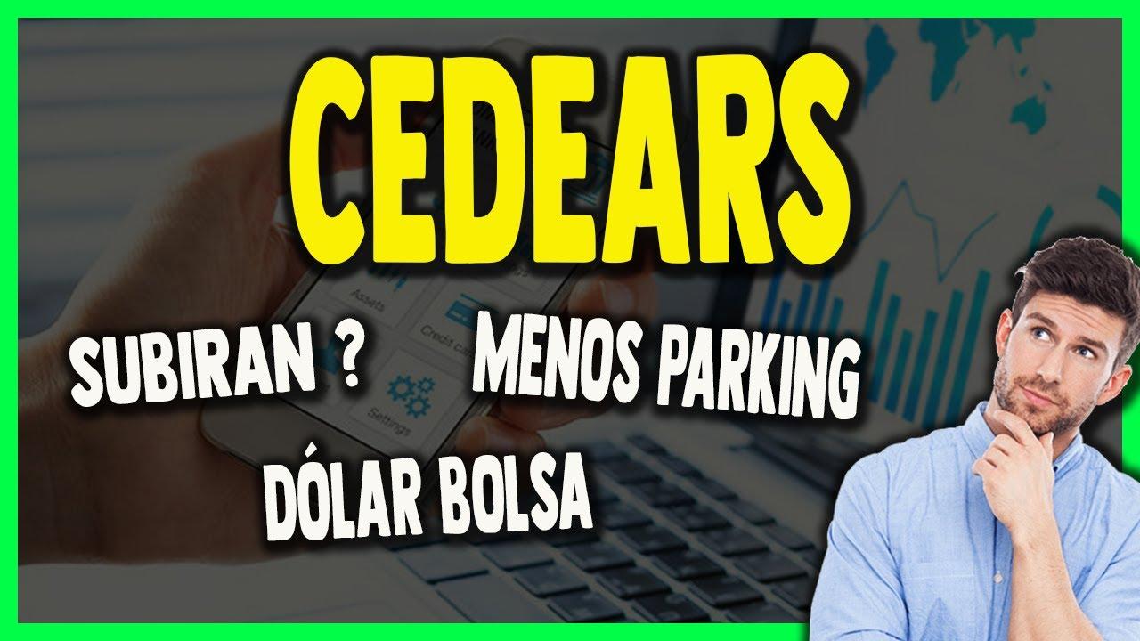 CEDEARS EN DICIEMBRE ¿SUBEN?🚀 / Menos Parking en dólar bolsa 🔥 2020