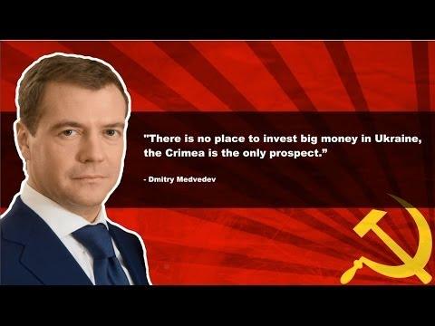 Russian Imperialism in Crimea