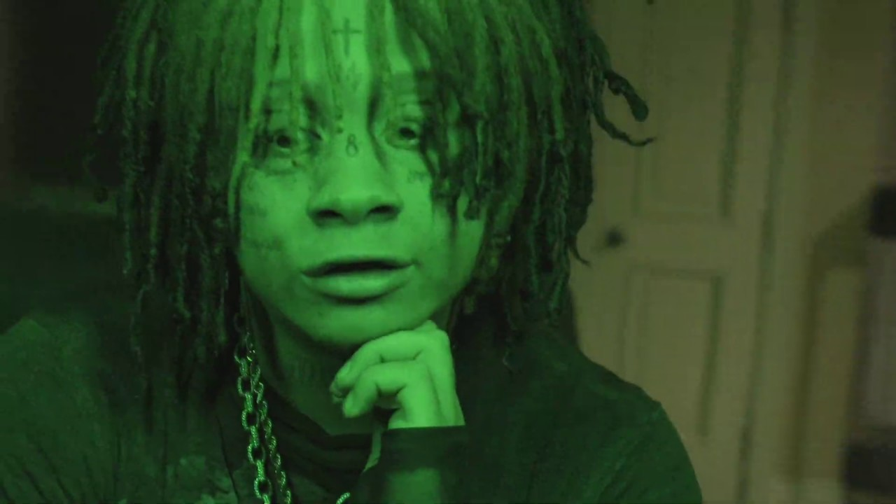 Trippie Redd – The Way (Visualizer) ft. Russ