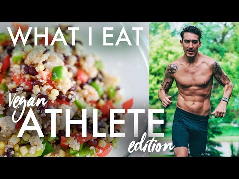 What I Eat In A Day | High Protein Vegan Meals