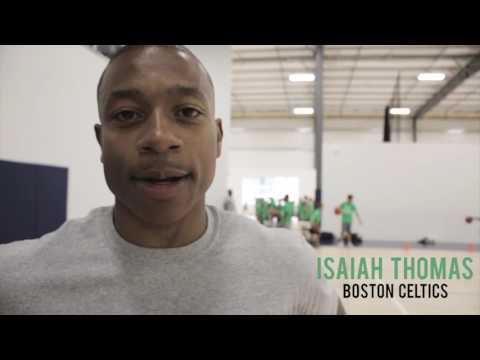 GDAY Pro Skills Camp w/ Isaiah Thomas