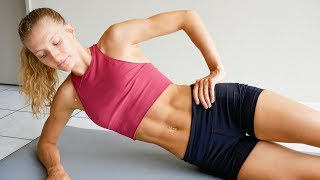 20 min TOTAL CORE AB WORKOUT (At Home Workout)