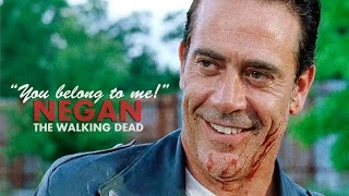 Ниган | Negan | Jeffrey Dean Morgan | TWD
