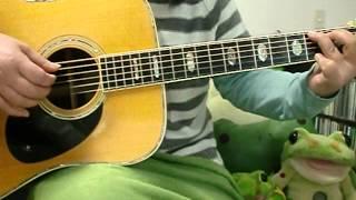 日本語詞:岩谷時子 曲:Mort Shuman 唄:越路吹雪 ギターアレンジ:hsm...