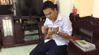 Kaze ni naru 風になる Cats return ost ukulele cover by Qui Huy