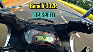 Benelli 302R Top Speed