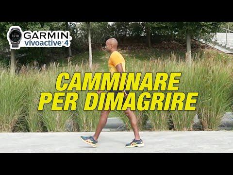 Garmin VivoActive4 Camminare per dimagrire